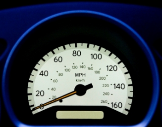 Generic Used - 2015 JEEP RENEGADE - Speedometer